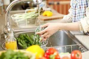 image, آموزش نحوه علمی شستن سیزجات در چهار مرحله