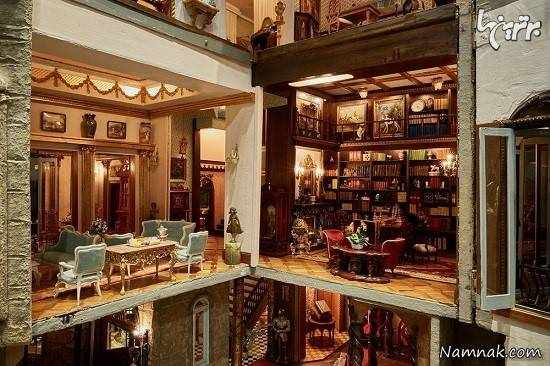 image عکسهای دیدنی از زیباترین و گران ترین خانه عروسک