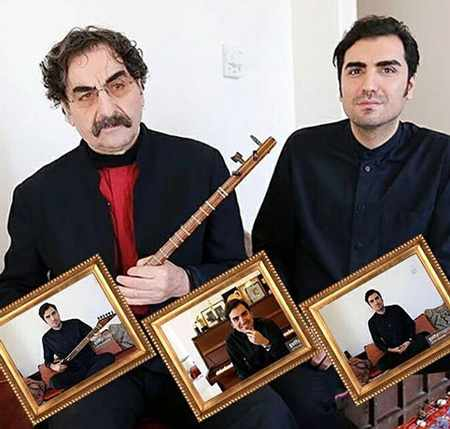 image, زندگی نامه فرزند شهرام ناظری آهنگساز ایرانی حافظ ناظری