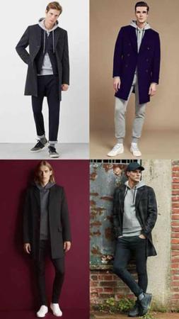 image چطور با لباس های گرم و زمستانی شیک باشیم مخصوص آقایان