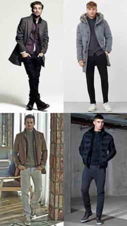 image, چطور با لباس های گرم و زمستانی شیک باشیم مخصوص آقایان