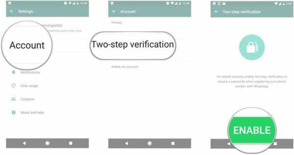 image ترفند افزایش امنیت در برنامه WhatsApp
