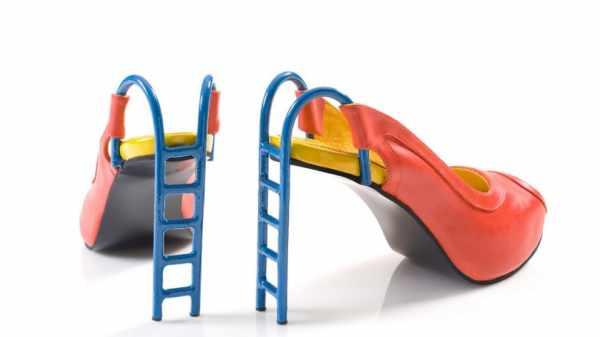 image, خطرات پوشیدن کفش پاشنه بلند برای خانم ها