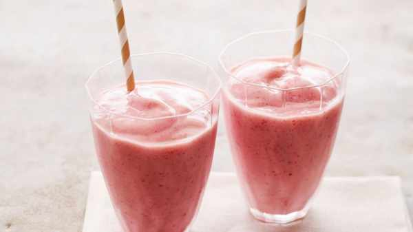 image, آموزش تهیه اسموتی مقوی و سالم با میوه و پروتئین