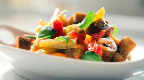 image, آموزش تهیه خورش سبزیجات فرانسوی راتاتویی