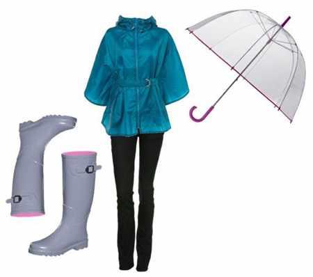 image چطور در روزهای بارانی هم شیک باشیم