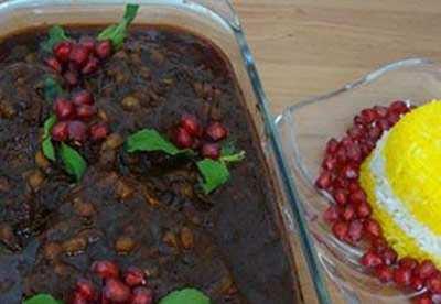 image, شام مخصوص شب یلدا چیست
