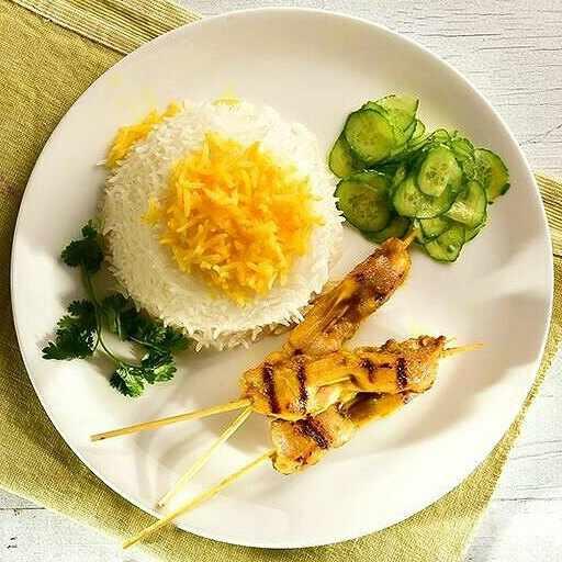 image, آموزش پخت غذایی مالزیایی مرغ سته مالزیایی