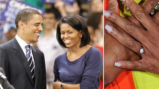 image عکس های دیدنی حلقه ازدواج آدم های معروف دنیا