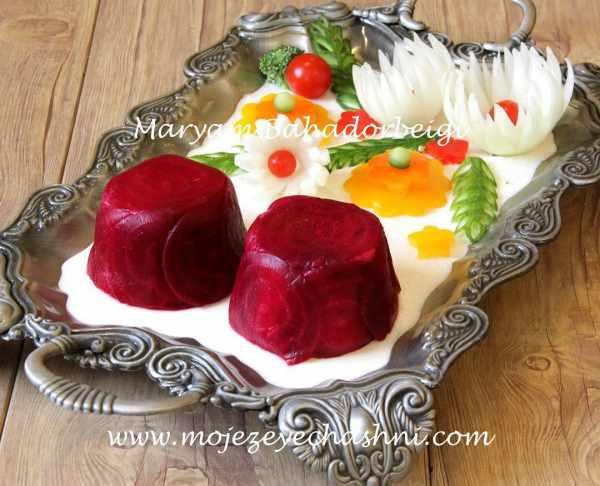 image آموزش تهیه لبوی شکم پر داغ مناسب شب سرد یلدا