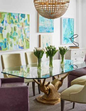 image, چه مدل گلدان برای راهرو آشپزخانه و سرویس بهداشتی مناسب است