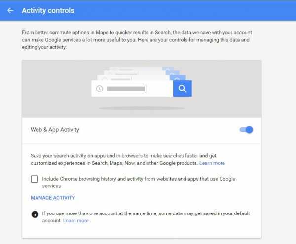 image نحوه پاک کردن تمام مطالب جستجو شده در گوگل شخصی