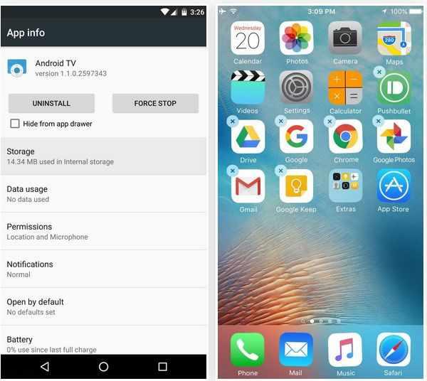 image نقاط ضعف گوشی های ایفون نسبت به گوشی اندرویدی
