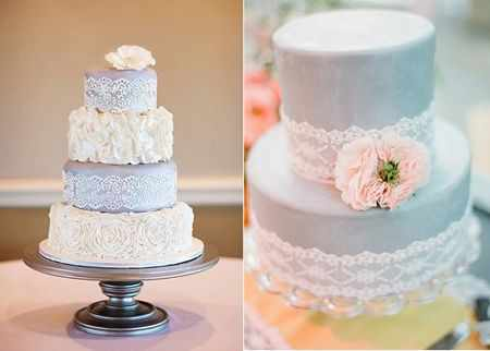 image, مدل های جدید بری سفارش کیک عروسی شیک با رنگ سفید