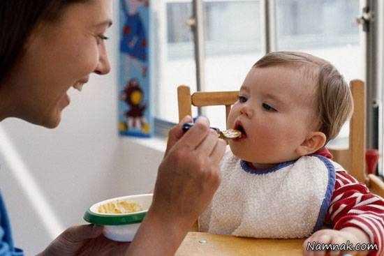 image توانایی و استعدادهای کودکان در هشت ماهگی چیست
