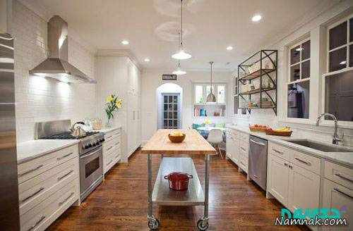 image آموزش طراحی کابینت های آشپزخانه با اصول سلامت همراه تصاویر