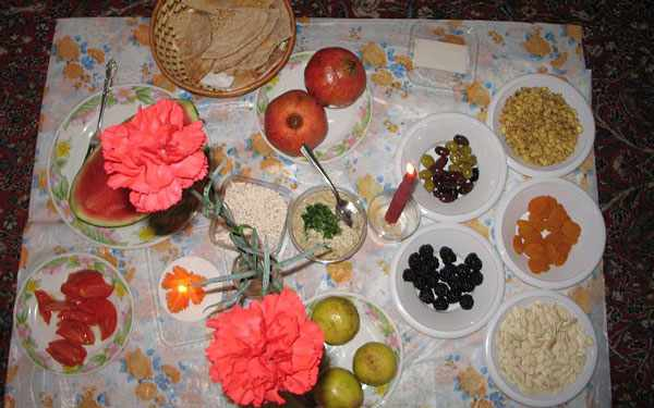 عکس, متن های زیبای تلگرامی برای تبریک شب یلدا