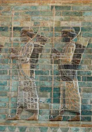 image, عکس و توضیحات کاخ آپادانای شوش قصر زمستانی شاهان هخامنش