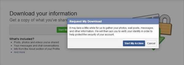 image ترفند دانلود تمام عکس های فیسبوک در یک آلبوم