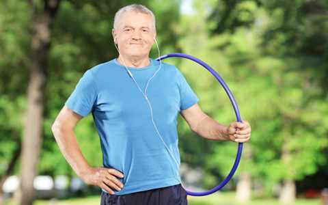 image, آیا هولاهوپ ورزش مفیدی است و نحوه تمرینات آن