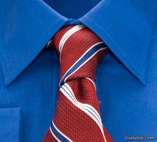image راهنمای تصویری انتخاب پیراهن مردانه با یقه متناسب با فرم صورت