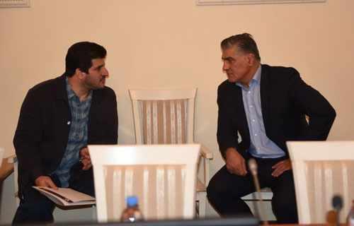 image مصاحبه ای زیبا و خواندنی با کشتی گیر معروف علیرضا حیدری