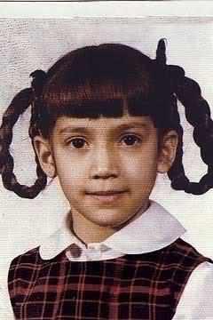 image, شباهت دختر جنیفر لوپز به دوران کودکی مادر خود