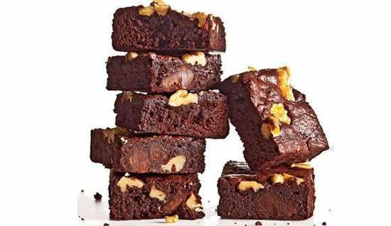 image, آموزش پخت براونی کاکائویی یک عصرانه خوشمزه