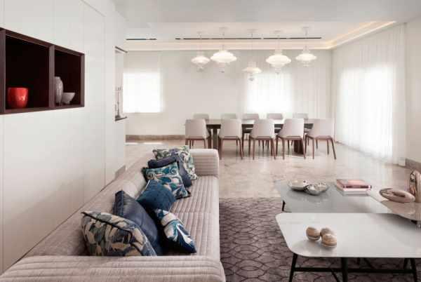image, تصاویر دکوراسیون شیک و دلباز خانه با رنگ های شاد