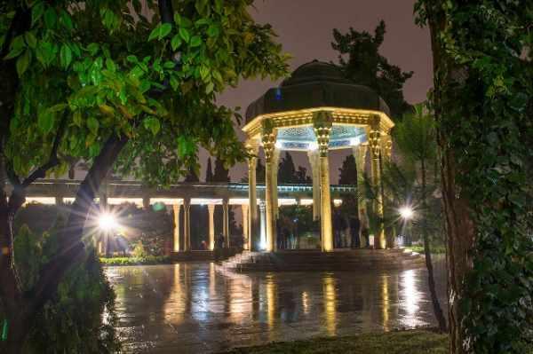 image تصاویر زیبا و اطلاعات کامل درباره حافظیه در شیراز