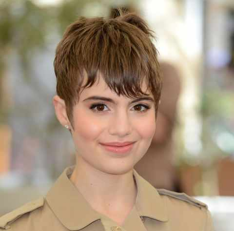image, عکس مدل های متنوع از مدل موی کوتاه زنانه