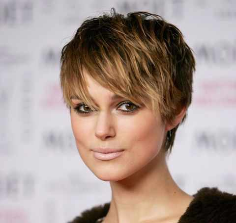 image عکس مدل های متنوع از مدل موی کوتاه زنانه