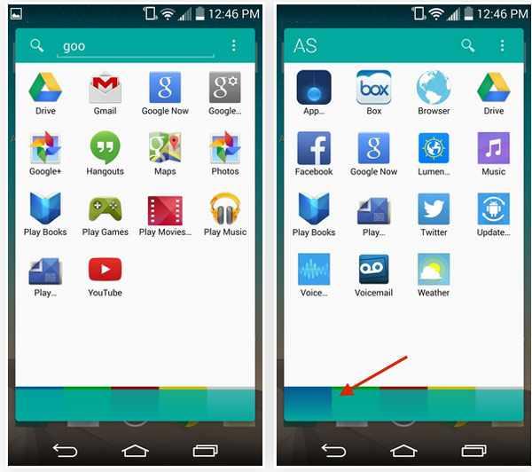 image چطور به برنامه های مورد علاقه خود در موبایل سریع دسترسی پیدا کنیم