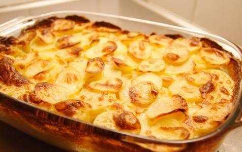 image آموزش تنوری کردن سیب زمینی به روش فرانسوی