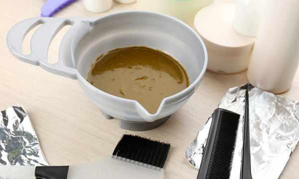 image آموزش رنگ کردن مو به صورت طبیعی و خوش رنگ با حنا