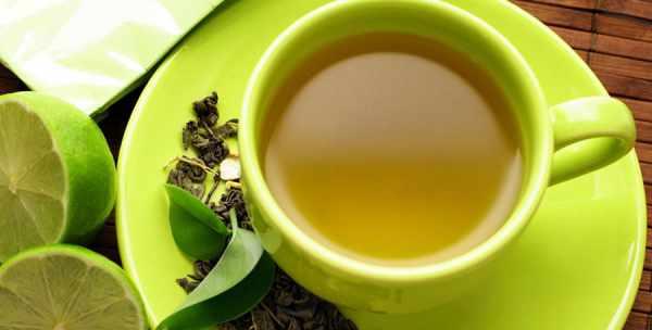 image چای سبز معجزه خوراکی برای درمان فشارخون بالا