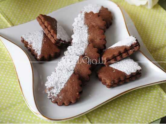image, آموزش پخت شیرینی کرم دار با نوتلا