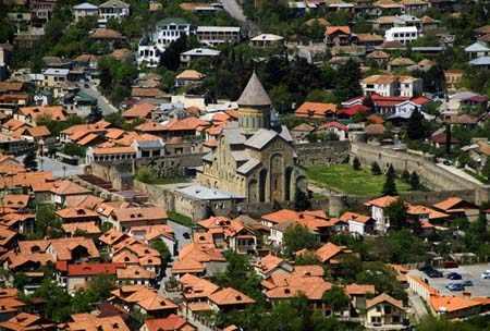 image عکس و توضیحات تمام جاهای دیدنی کشور گرجستان