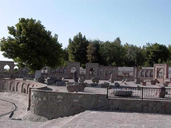 image توصیه های مهم برای مسافران به شهر نخجوان آذربایجان