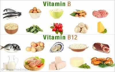 image مواد غذایی حاوی ویتامین ب بهترین درمان میگرن