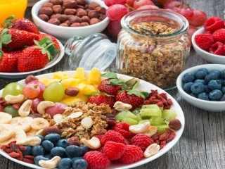 image خوراکی های سالم و مقوی جایگزین تنقلات مصنوعی و مضر