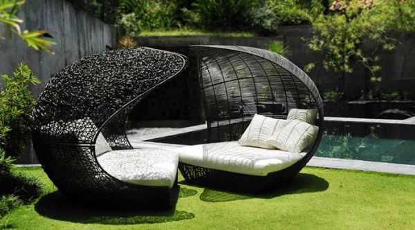 image, طراحی مبل و صندلی های شیک و مدرن برای فضای باز