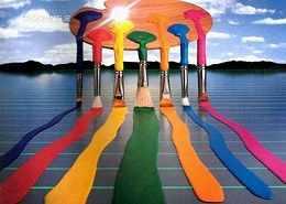 image روانشناسی رنگ و شناخت شخصیت فرد از روی رنگ مورد علاقه