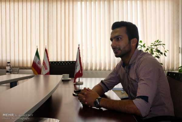 image زندگینامه و عکس های گزارشگر برنامه نود محمد حسین میثاقی