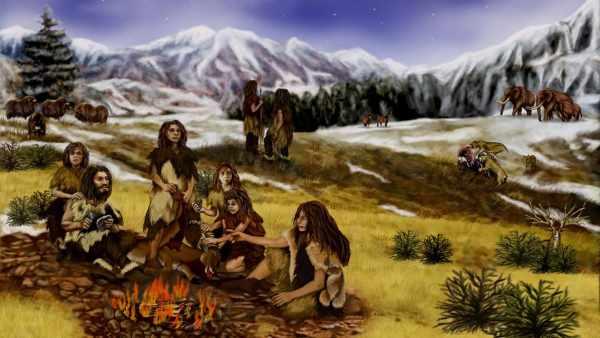 image مقاله ای خواندنی درباره اجداد اولیه ما روی کره زمین