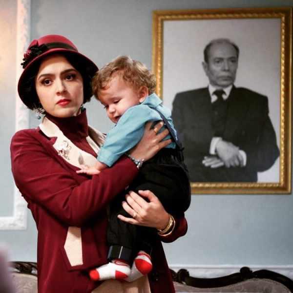 image جدیدترین عکس سریال شهرزاد۲ در اینستاگرام ترانه علیدوستی