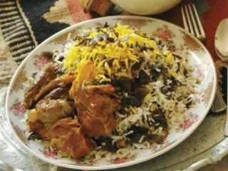 image طرز تهیه غذای والک پلو با ماهیچه مجلسی