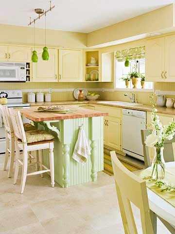 image راهنمای تغییر دکوارسیون آشپزخانه قدیمی با هزینه کم