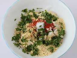 image آموزش پخت غذای تند هندی پیاز پاکوتا