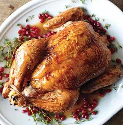 image, آموزش پخت مرغ بریان اناری برای شب یلدا